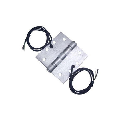 Access control special line hinge