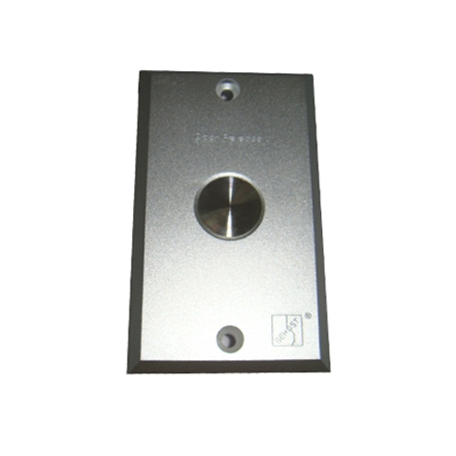 Going out the door button