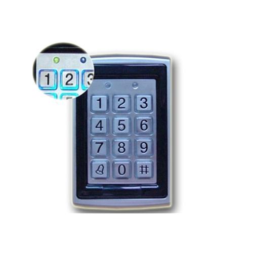 ID access control machine
