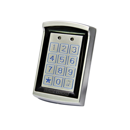 Non-contact induction access control