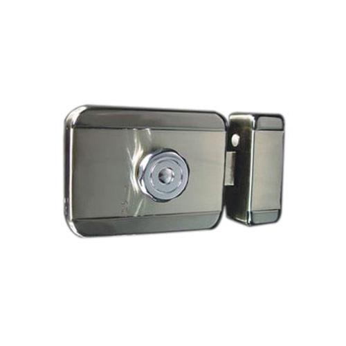 Single motor lock