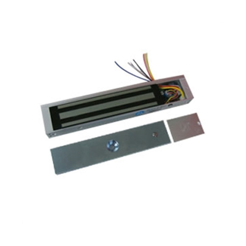 Time delay magnetic lock