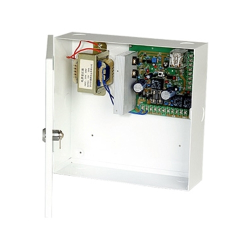 Access control lock power supply
