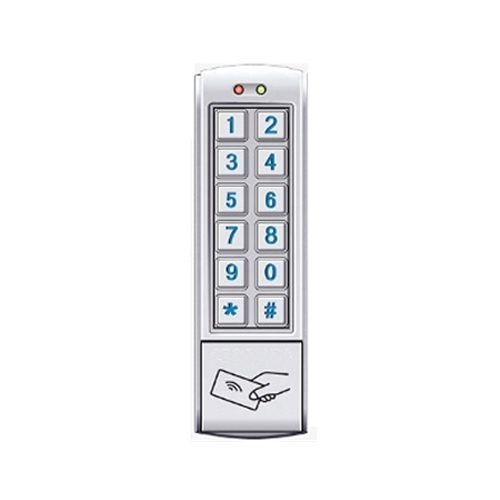 ID access control machine