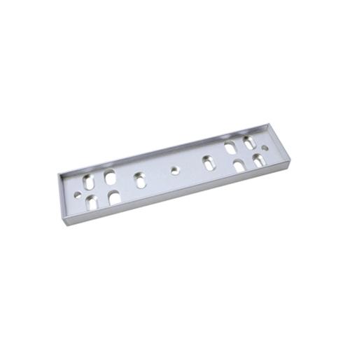 Electromagnetic lock mounting bracket
