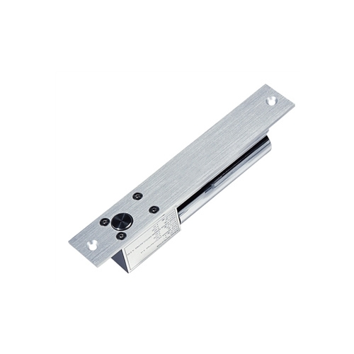 Low temperature magnetic electric lock