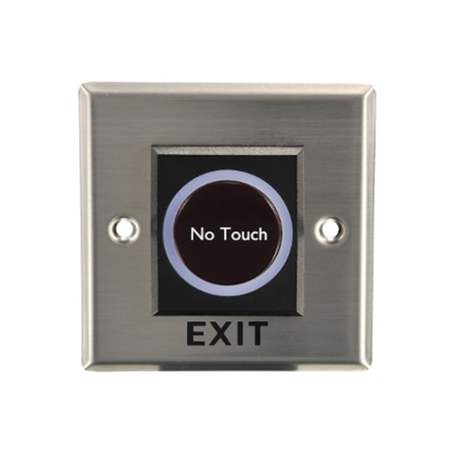 Access control special infrared infrared door opening button (stainless steel)